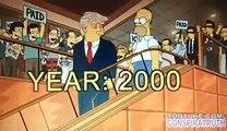Los Simpsons predijeron que Donald Trump será presidente