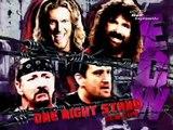 Mick Foley, Edge, & Lita vs. Terry Funk, Tommy Dreamer, & Beulah McGillicutty ECW One Night Stand 2006