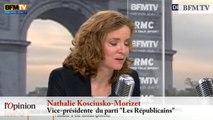 TextO' : Djihadistes français tués - Nathalie Kosciusko-Morizet : « Oui, bien sûr » que c'est de la légitime défense !
