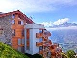Spa Apartment Ski Heaven in Veysonnaz, 4 Vallees ski area – Switzerland