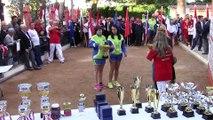 Remise des récompenses, Challenge International Denis Ravera, Sport Boules, Monaco 2015