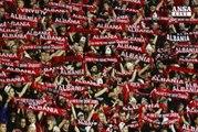 Tutti pazzi per l'Albania, qualificata per Euro 2016