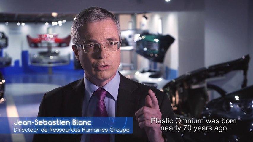 Jean-Sébastien Blanc - Executive VP Human Resources