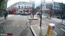 Bike VS Bus (yes. bus wins)