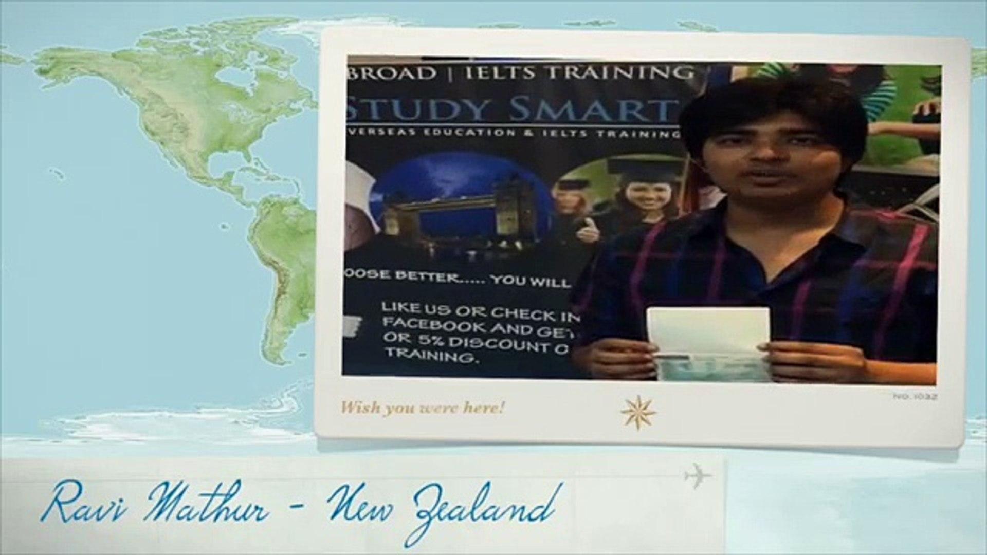 Study Aborad - Student Testimonials - Ravi Mathur