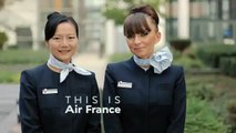 Air France (création interne) - «Air France pour vous ! Air France is here for you!» - Octobre 2015