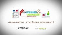 L'ORÉAL et ARP-Astrance - Grand prix biodiversité et entreprises