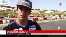 STADE 2_Dimanche 11 Octobre 2015_Johann Zarco champion du monde Moto2 (en Français - France 2 - France) [RaceFan96]