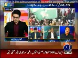Aaj Shahzaib Khanzada Kay Sath Geo News - 11th October 2015