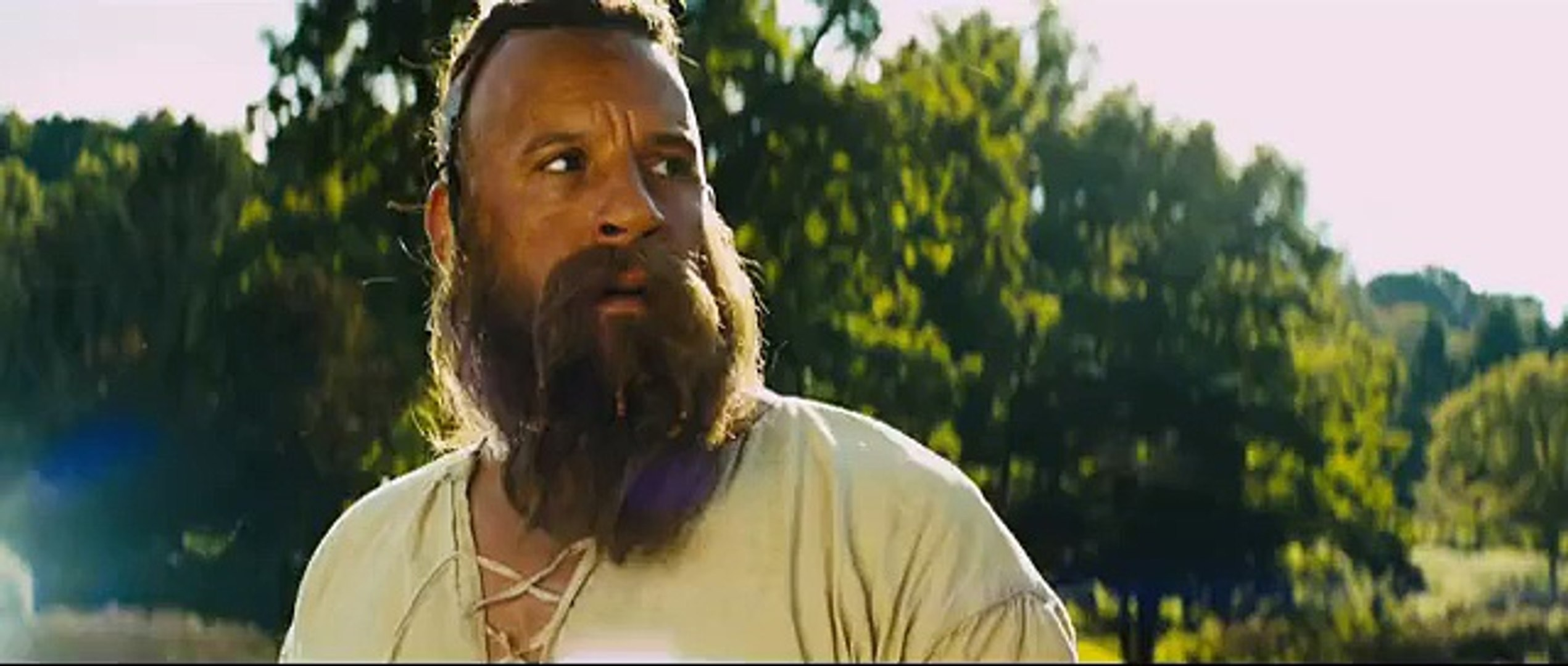 The Last Witch Hunter Official Trailer #1 (2015) - Vin Diesel, Michael Caine Fantasy Action Movie HD