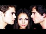The Vampire Diaries: il tweet d'amore di Ian Somerhalder per Nina Dobrev