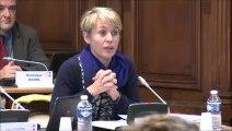 Nathalie KOENDERS. Discussion générale. 12 octobre 2015