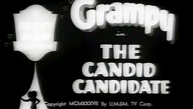 Betty Boop-The Candid Candidate-1937-Cartoon- Public Domain Classic Movies and TV