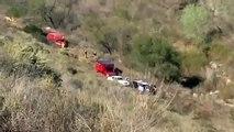 Video I 15 & Gopher Canyon Crash