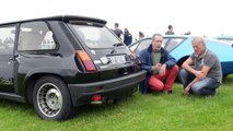 60 ans d'Alpine : Renault 5 Turbo 2 - Reportage vidéo Auto moto 2015