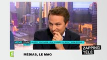 "Michel Cymès tacle Nagui : ""Y a que lui qui comprend ses vannes !"""