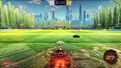 Noob Skills On Rocket League