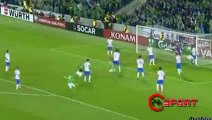 N Ireland vs Greece 3 - 1 2015 - All Goals & Highlights Euro Qualification 08-10-2015