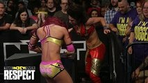 WWE Network: Bayley vs. Sasha - WWE Iron Man Match for NXT Womens Title: NXT Takeover: Re