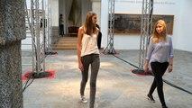 Un défilé de mode au cœur du musée des Beaux-Arts