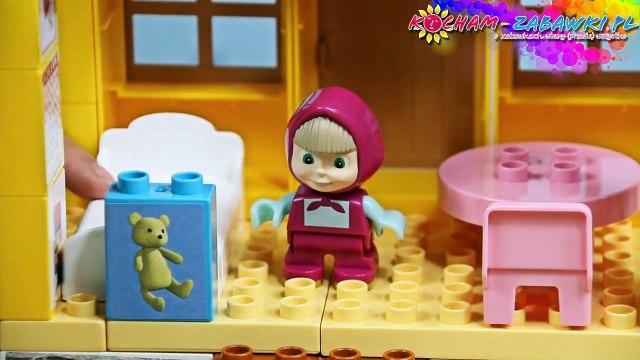 Masha's House / Domek Mashy - Masha and the Bear / Masha i Niedźwiedź - PlayBig Bloxx - 57096 - Recenzja