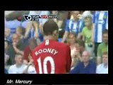 Rooney gets tripped, C. Ronaldo Penalty Kick Goal -- Manchester United vs Wigan - Video Dailymotion