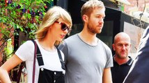 Taylor Swift Dumps Calvin Harris For Lying About Masseuse