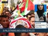 Palestine: A Third Intifada?