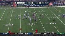 Cowboys DE Greg Hardy's Huge Sack on Tom Brady | Patriots vs. Cowboys | NFL
