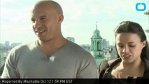 Vin Diesel Addresses Body-shaming and His 'dad Bod'