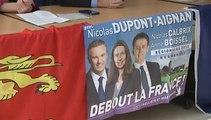 Anne Boissel et Nicolas Calbrix sur France 3 Basse-Normandie
