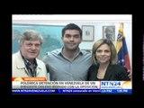 Oposición venezolana confirma la detención del dirigente juvenil chileno Felipe Cuevas