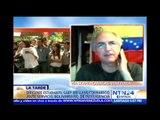 """Antonio Ledezma asegura que ciudadanos venezolanos que discrepan con el Gobierno """"están amenazados"""""""