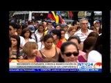 Movimiento estudiantil venezolano convoca a nueva movilización para liberación de jóvenes