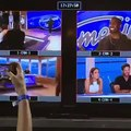Kanye West Surprises Judges, 'Auditions' For American Idol