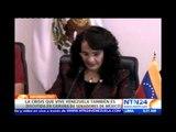 Crisis que vive Venezuela también fue discutida en la Cámara de Senadores de México