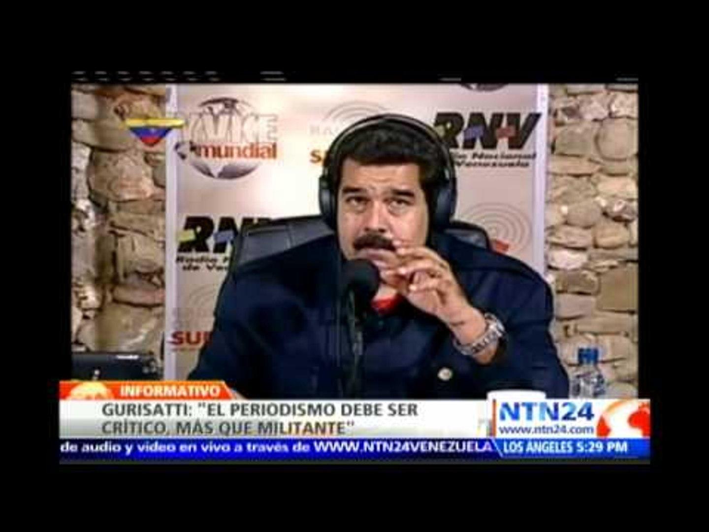 Pormenores de la cobertura de NTN24 en el Foro 31 sobre Libertad de Prensa en América Latina
