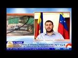 Alcalde Ledezma habla de represión en Vzla, bombas lacrimógenas las protagonistas de protestas