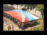 """Así avanzan las marchas de """"Mujeres por la vida"""" para exigir el cese de la represión en Venezuela"""