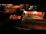 Tanqueta de la GNB persigue y dispara a manifestantes desarmados que huyen del lugar