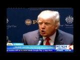 Trump considera que el mundo sería más seguro con Gadafi y Sadam Hussein