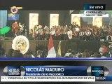 Maduro: 12 de octubre, 523 años que se inició la tragedia más grande que pudo haber vivido la tierra americana.