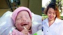 MUERE POR SU BEBE. Madre da la vida para salvar a su bebé. Conmovedora historia real
