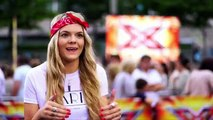 Soul singer Louisa Johnson covers Who's Loving You - Auditions Week 1 - The X Factor UK 2015