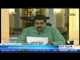 Decisiones de Maduro son muestra de no querer reunirse con Santos: Pdte. Cámara de Representantes