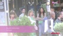 Exclu vidéo : Renée Zellweger dans la peau de Bridget Jones dans les rues de Londres !