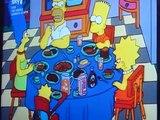 Paul and Linda McCartney on The Simpsons
