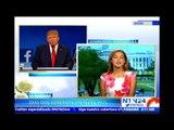 Trump advierte que de llegar a la Casa Blanca deportará a todos los inmigrantes indocumentados