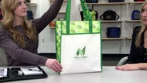 Custom grocery bags | Logoed grocery totes | Promotional grocery bags