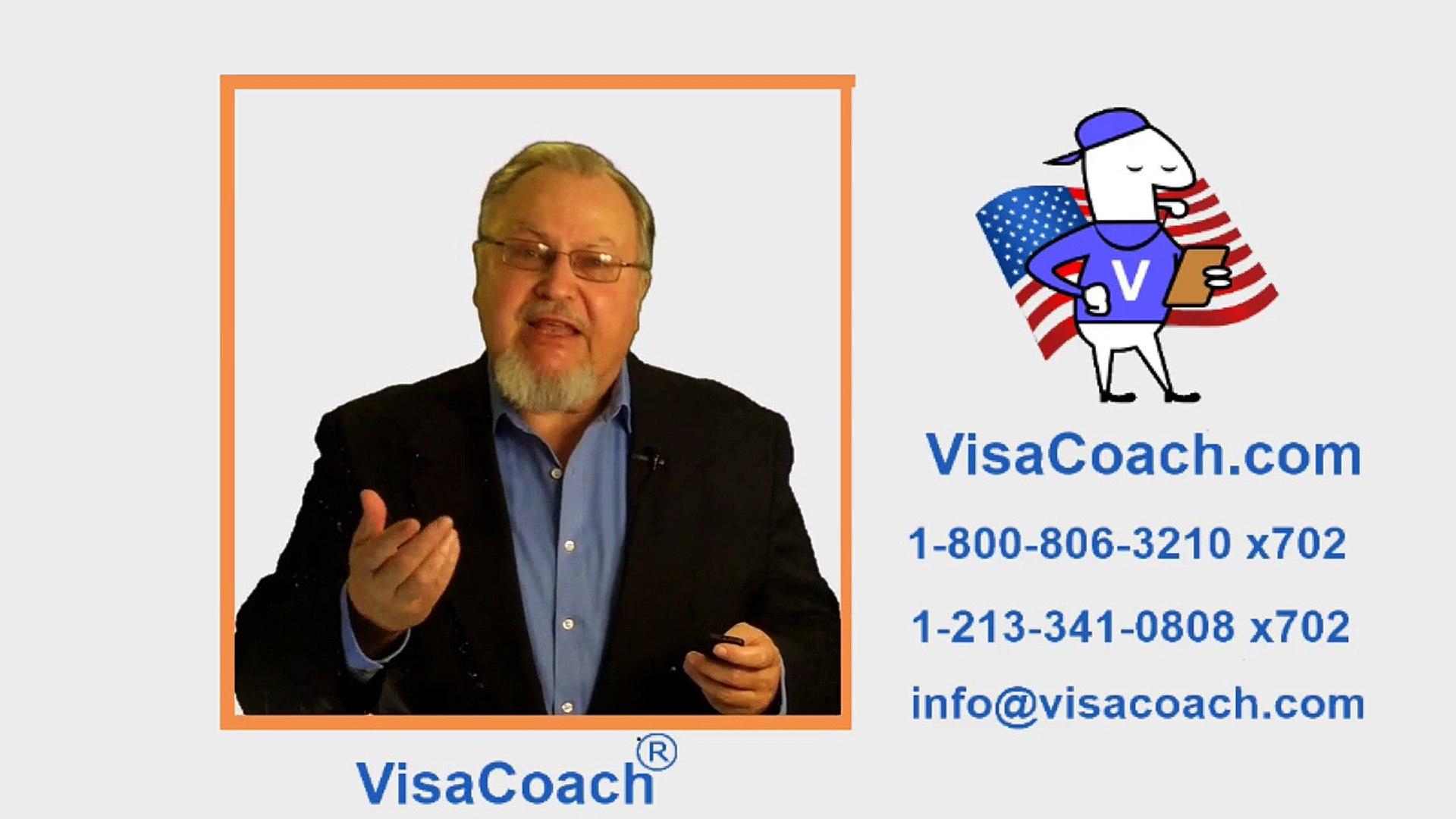 VisaCoach: Free Consultation on K1 Fiance or CR1 Spouse Visas